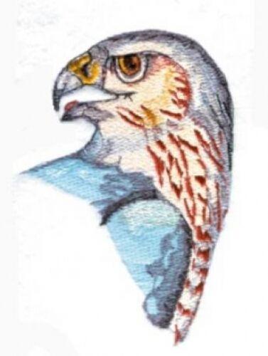 Embroidered Fleece Jacket - Coopers Hawk BT4651