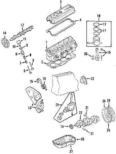 vw lifters | ebay vw 2 0 tdi engine diagram passat tdi engine diagram