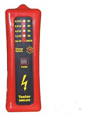 Zaunprüfer Elektrozaun - Tester bequemes Messen ohne Erdspieß