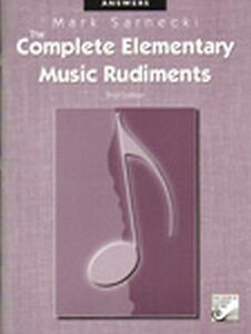 Elementary music rudiments advanced answers pdf sandwichs gourmets mark sarnecki basic harmony 2nd edition answers ebook download download now and read elementary music rudiments advanced answers elementary fandeluxe Image collections