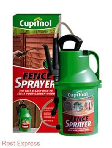 Cuprinol Fence Sprayer Ebay
