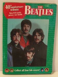 The Beatles 40th Anniversary Tribute Digest and Paul Figurine London Ontario image 1