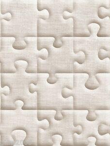 Bluff Beige Puzzle Tapete J19217  eBay