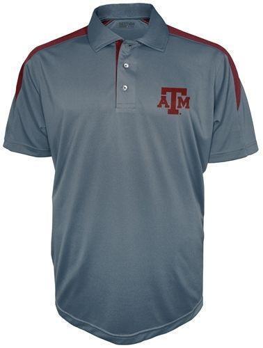 Texas a m polo shirt ebay for Texas a m golf shirt