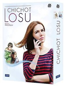 CHICHOT LOSU DVD( 4 disc)POLISH Shipping Worldwide - Szydlowiec k Radomia, Polska - CHICHOT LOSU DVD( 4 disc)POLISH Shipping Worldwide - Szydlowiec k Radomia, Polska
