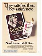 Chesterfield Ad