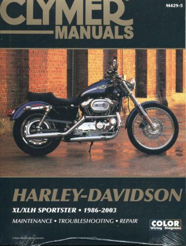 Harley sportster manual ebay fandeluxe Images