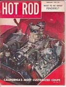 Hot Rod Magazine 1952