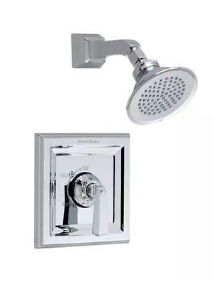 American Standard T255.501.002 Chrome Town Square Shower Only Trim Kit