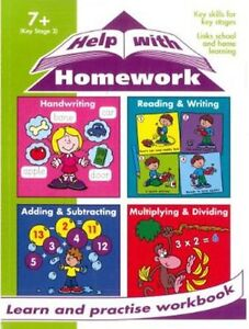 Help with Homework Age 7+, New,  Book
