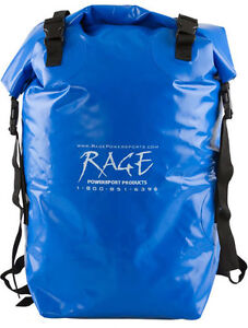 50L Blue Waterproof Float Dry Storage Beach Daypack Camp Backpack Bag DBBP-50