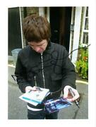 Noel Gallagher Signed