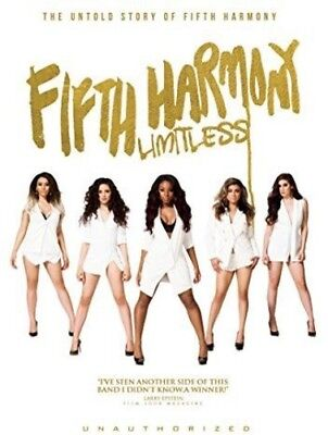 Fifth Harmony Limitless  New Dvd