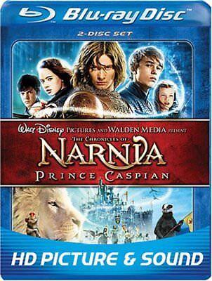 The Chronicles of Narnia: Prince Caspian Blu-ray