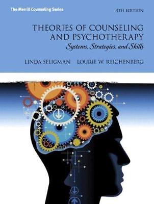 Theories Of Counseling And Psychotherapy 4th Int'l Edition