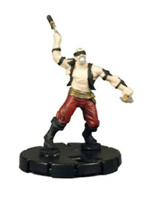 HorrorClix: Knife Thrower - 031 [Figure with Card] Freakshow Miniatures HeroClix