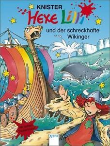HEXE  LILLI   und der schreckhafte Wikinger  Nr.16   Wackelbildcover  12,00€