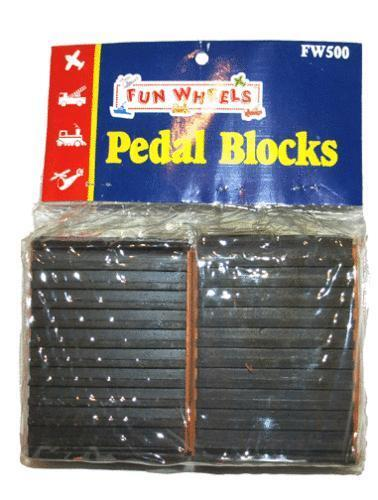 Pedal Blocks Ebay