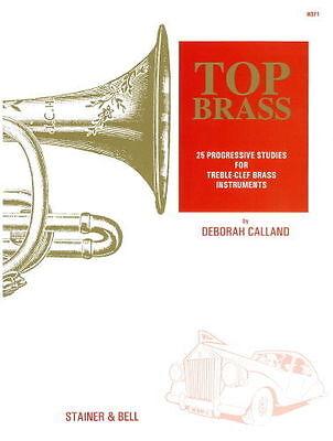 Top Brass, Treble Clef Brass Instruments, Deborah Calland