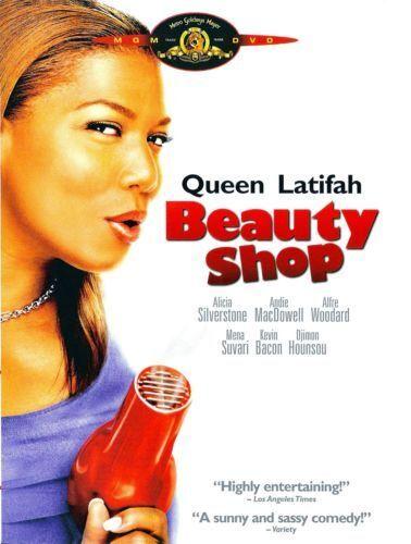 Beauty Shop (Queen Latifah) Region 4 New DVD