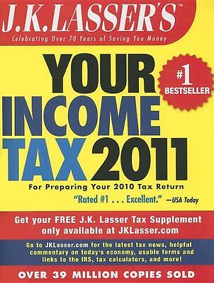 Jk Lassers Your Income Tax 2011