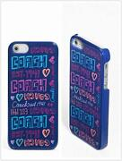 Coach iPhone Cover