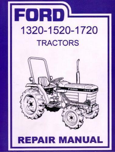 Ford 3000 Tractor Manual : Ford tractor manual free product
