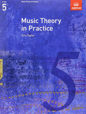 Music Theory In Practice ABRSM Grade 5 - Same Day P+P