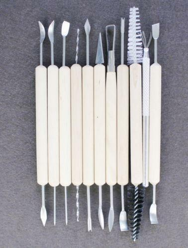 Wax carver set dental ebay
