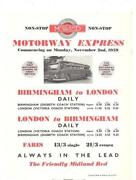 London Transport Timetable