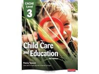 Child care and education level 3 book