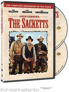 The Sacketts  (DVD, 2006, Full Screen 2-Disc Set)  Brand New