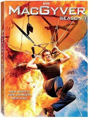 Macgyver: Season 1 [New DVD] Boxed Set, Dolby, Widescreen