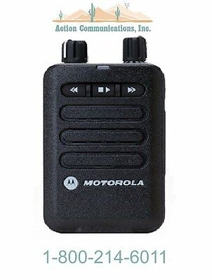 Motorola Minitor Vi - Vhf 143-174 Mhz 5 Channel Pager