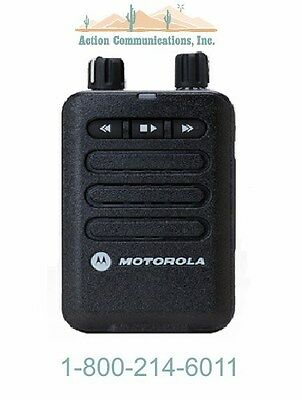 Motorola Minitor Vi - Vhf 143-174 Mhz 5 Channel Pager