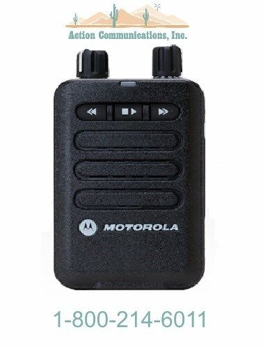 MOTOROLA MINITOR VI - VHF 143-174 MHZ, 5 CHANNEL PAGER