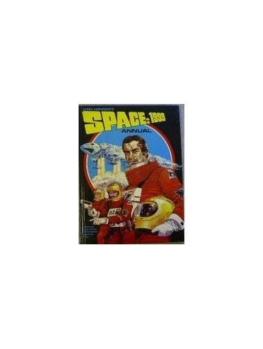 SPACE 1999 ANNUAL. by Anderson, Gerry. Book The Fast Free Shipping
