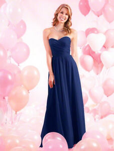 **REDUCED**Navy Blue Bridesmaid Dress - Willing to take Offers