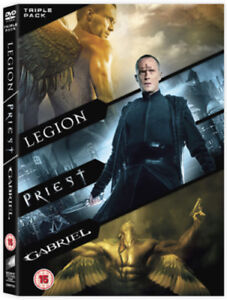 Gabriel/Legion/Priest DVD (2011) Andy Whitfield ***NEW***