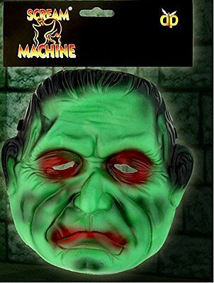 Scream Machine Branded Frankestine Mask For Halloween party Scary