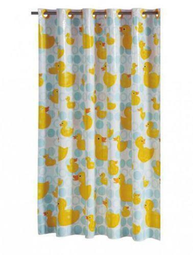Duck Shower Curtain | eBay