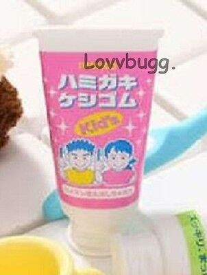 "Lovvbugg Toothpaste Doll Clothes Accessory for 18"" American Girl Doll Accessory"