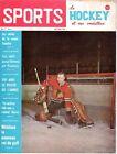Glenn Hall Vintage Sports Magazines
