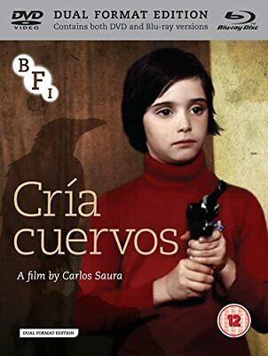 Cría Cuervos (Blu-Ray + DVD)