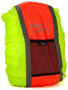 Sport-Direct-Hi-Vis-Reflective-Waterproof-Backpack-Rucksack-Cover-SRER10