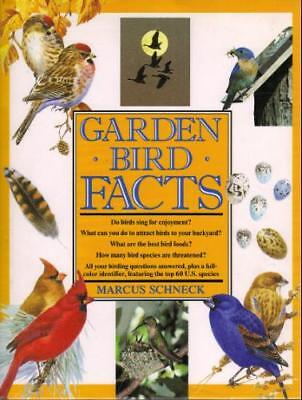 Garden bird facts