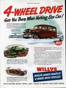1949 Willys Jeep
