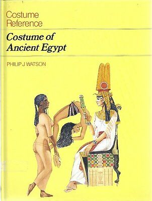 Costume of Ancient Egypt (Costume Reference Series](Costume Of Egypt)