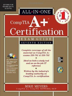 Comptia A  Certification All In One Exam Guide  Se