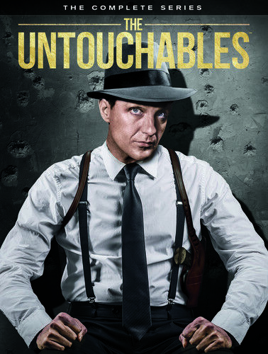 The Untouchables: The Complete Series [New DVD] Boxed Set, Full Frame, Amaray